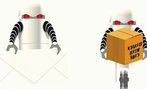 Cyber Postman